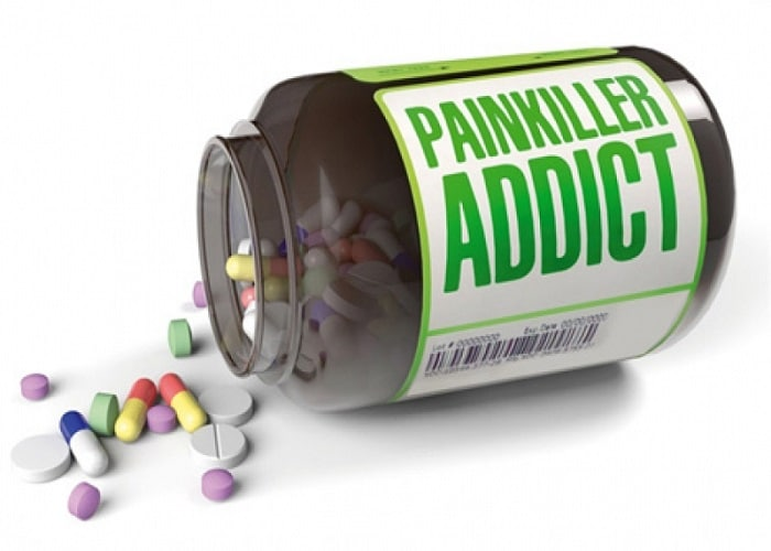 Painkiller Addict - Prescription Drugs